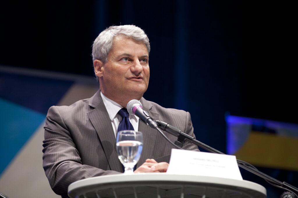 Gérard Deltell du Parti conservateur