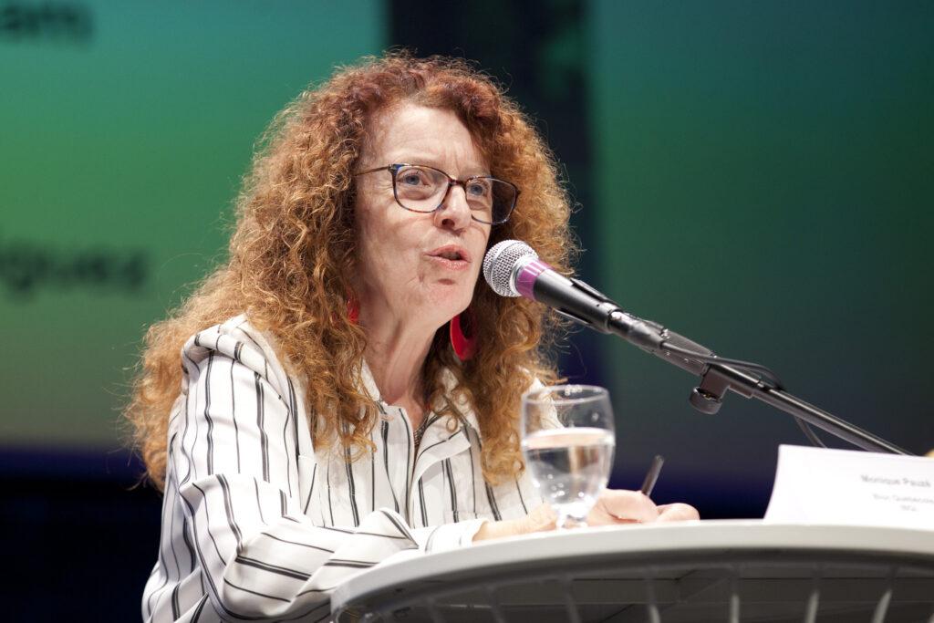 Monique Pauzé du Bloc québécois (BQ)