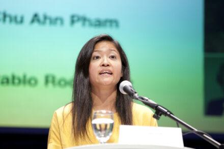 Chu Anh Pham du Nouveau Parti démocratique (NPD),